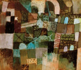Paul Klee - Interior Architecture