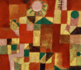 Paul Klee - Gold of the Sun