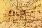 Paul Klee - Space of Houses