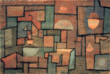 Paul Klee - Room Facing North