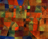 Paul Klee - City with the three domes