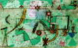 Paul Klee - In the Manner of Bach