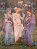 Walter Crane - Signs of Spring