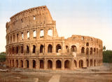 AKG Anonymous - Rome (Italy), Colosseum