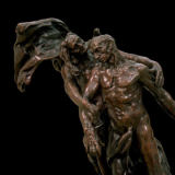 Camille Claudel - Middle age (second, smaller version)