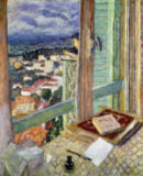 Pierre Bonnard - The Window