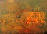Paul Klee - Old Cemetery