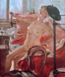 Lovis Corinth - In the morning