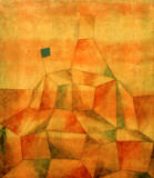 Paul Klee - Burghügel
