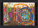 Friedensreich Hundertwasser - Who has eaten all my Windows