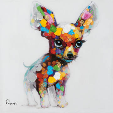 Little dog I of artist New Life Collection, Animals