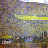 Gustav Klimt - Unterach on the Attersee