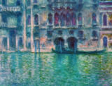 Claude Monet - The Palazzo da Mula