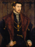 Hans Mielich - Albert V duke of Bavaria (1550-1579)