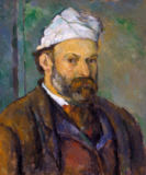 Paul Cézanne - Selfportrait