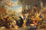 Peter Paul Rubens - The Massacre of the Innocents