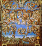 Michelangelo Buonarroti - The Last Judgement