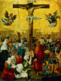 Albrecht Altdorfer - Cruxification of Christ