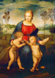Raphael - Madonna with the siskin