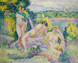 Henri-Edmond Cross - Nymphen