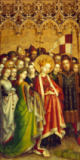 Stephan Lochner - St. Ursula and companions