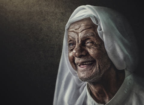Be Happy of artist HUSAIN ALSAEED, Usm, Man, 105, 640, Ef24, Work, Mood, Human