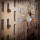anka zhuravleva - The swings