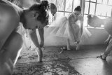 Peter Müller Photography - Ballet dancers preparation...