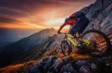 Sandi Bertoncelj - Golden hour high alpine ride
