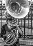 Kirk Cypel - They say it's the Sousaphone players you have to look out for...