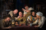 Derek Galon - The Dentist - homage to Caravaggio