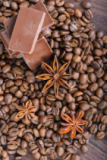 Anna Maloverjan - The chocolate, coffee beans and anise
