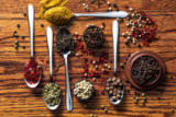 Volodymyr Melnyk - Herbs and spices selection - cooking, healthy eating