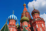 Roman Lutskin - Saint Basil's Cathedral on Red square in Moscow