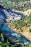 Jesse Kraft - Yellowstone River Vertical View