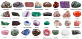 Valery Vvoennyy - Various tumbled ornamental stones with names