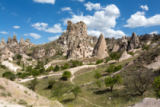 Wieslaw Jarek - Rock formations in Goreme National Park. Cappadocia, Turkey