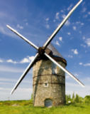 Richard Semik - Windmill, La Roche, Loire Valley, France
