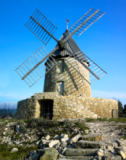 Richard Semik - Windmill, Villeneuve Minervois, France