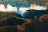Eric Schmiedl - Victoria Falls from the Air